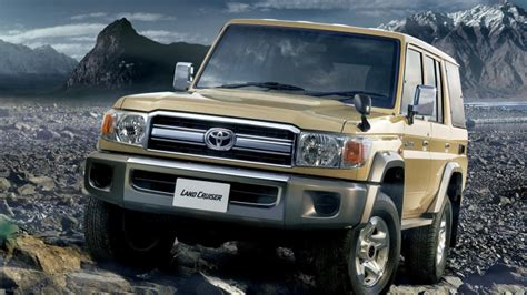 Toyota Land Cruiser 70 For Sale Usa Toyota Land Cruiser 70 Series Re Release Photo Gallery