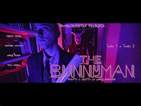 film hotline the bunnyman eng sub short action film tribute to