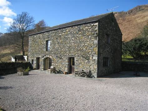 Brackenrigg Cottages by Brocklebeck L And Bleaberry R Cottages With Rear Of The