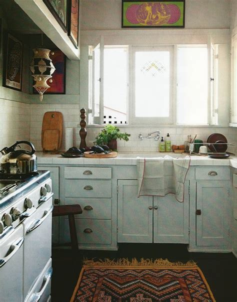 lovely kitchen 25 whimsy bohemian kitchens messagenote