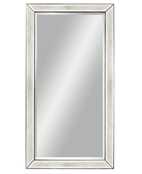 marais mirrored floor mirror furniture macy s