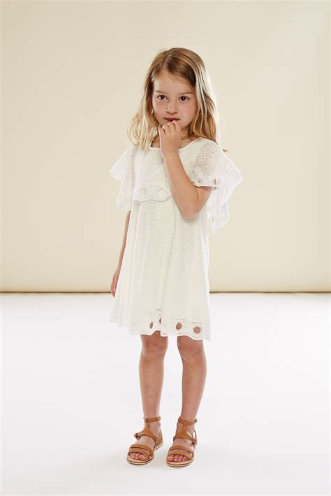 moda ninas 2016 chlo 233 suave romanticismo en moda infantil colecci 243 n