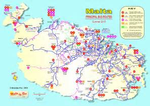 Bus Routes Map by Malta Bus Route Map Related Keywords Amp Suggestions Malta