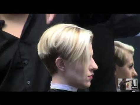 graduation haircut video how to cut graduated layers graduated layered haircut