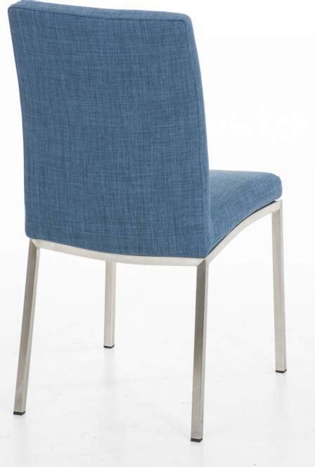 eetkamerstoel ruby wit eetkamerstoel ruby stof blauw nodig prijsbest nl