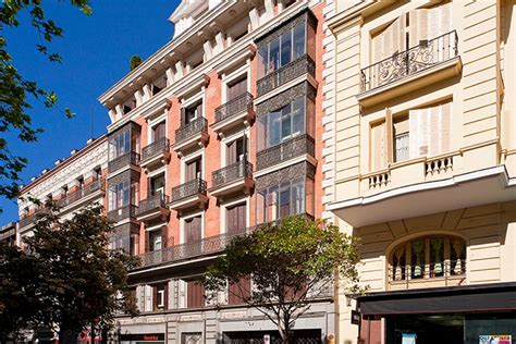gran via central apartment apartment in madrid for 4 people