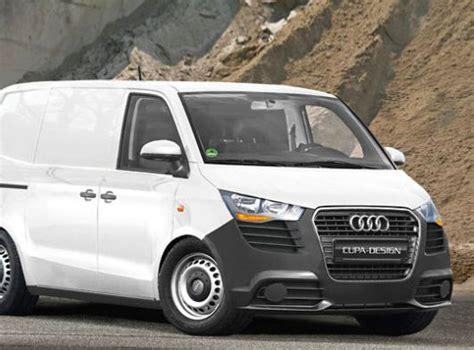 Audi T5 by Audi Multivan T5 Rendering By Cupa Design Oopscars