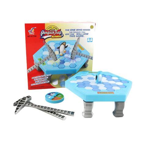Mainan Anak Penguintrap jual st4rshop penguin trap activate mainan anak harga kualitas terjamin blibli