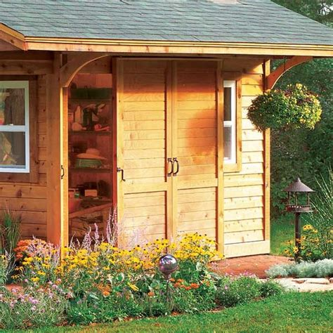 tips  building  storage shed  family handyman