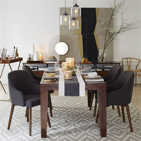 West Elm Kitchen Table by 25 Best Ideas About West Elm Dining Table On