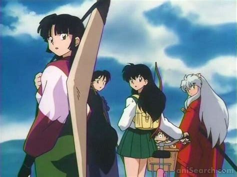 inuyasha anime screenshots anisearch