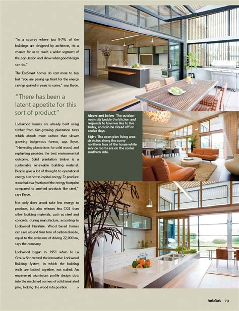 the pearl an iconic eco friendly habitat home design lover lockwood eco friendly house series