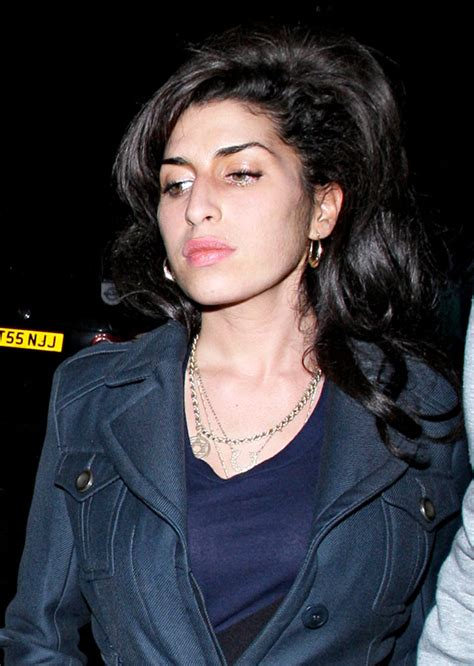 Winehouse Cause Of Detox by Sends Winehouse Back To Rehab