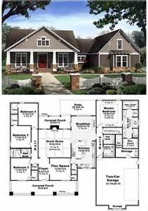 Garage Homes Floor Plans bungalow floor plans