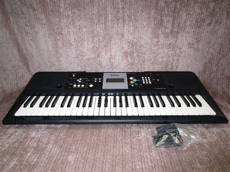 Keyboard Yamaha E223 yamaha 61 key digital portable learning keyboard psr e223