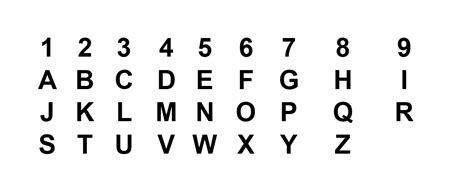 Letter In Number finding a successful business name through numerology