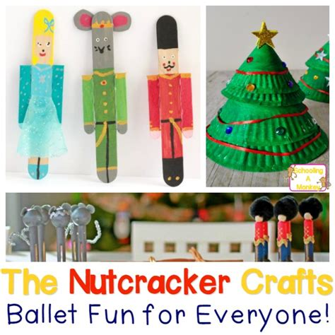 nutcracker crafts for magical and nutcracker crafts for of all ages