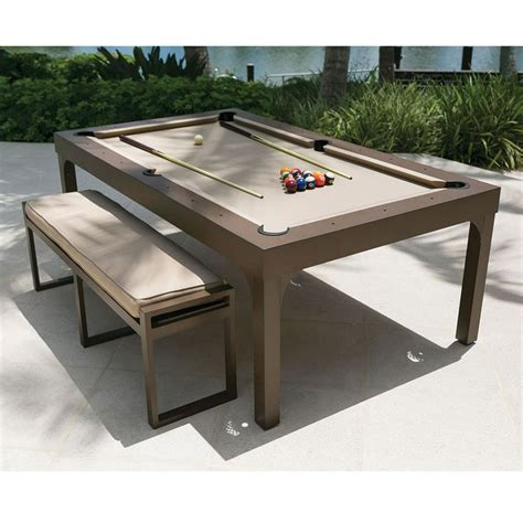 outdoor pool table prices 25 best ideas about outdoor pool table on