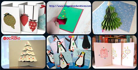 5 hermosas ideas para postales de feliz navidad para colecci 243 n de ideas 2015 tarjetas de navidad para hacer en