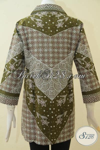 pakaian formal terkini pakaian batik perempuan trend mode terkini baju batik