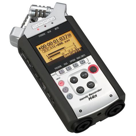 Zoom H4nsp Recorder zoom h4nsp 171 digital audio recorder