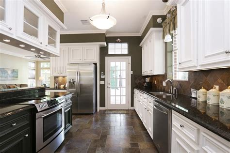 Galley Kitchen Ideas For House With Limited Space The Galley Kitchen Lighting Ideas