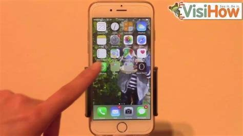 whatsapp chat wallpaper iphone 6 change whatsapp chat wallpaper on iphone 6 visihow