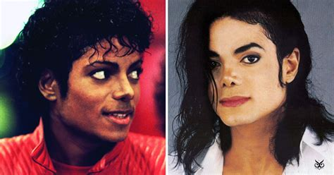 how did michael jackson change his skin color why michael jackson s skin turned white the years