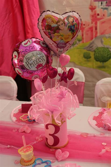 Handmade Birthday Decorations - princess decorations disney princess and