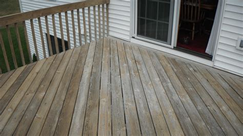 year  deck pressure treated wood paint  stain
