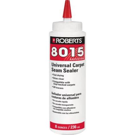 8 oz universal carpet seam sealer 8015 a 4 the
