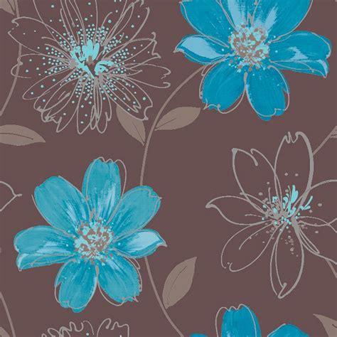 wallpaper blue and brown blue and brown wallpaper wallpapersafari