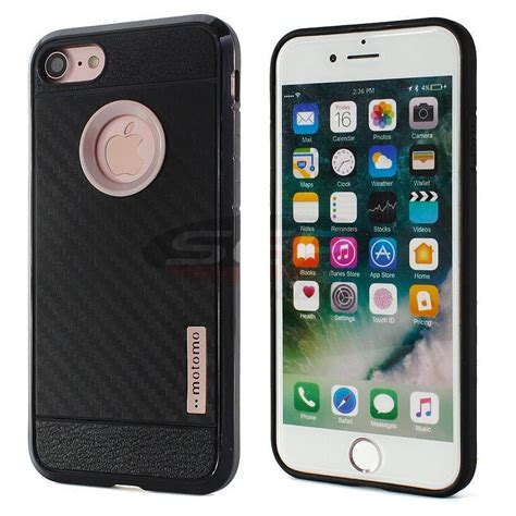 Softcase Delkin Carbon Fiber Iphone 6 6g 6s Ipaky Capsule Soft motomo carbon fiber toc motomo carbon fiber apple iphone 6g 6s gold sep mobile