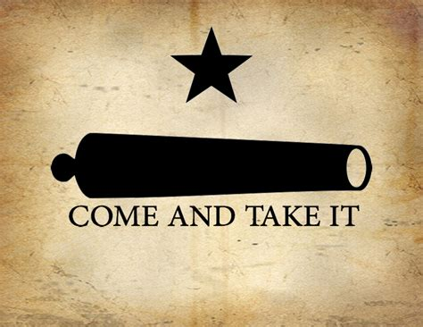 come and take it tattoo battle of gonzales october 2 1835 differences between