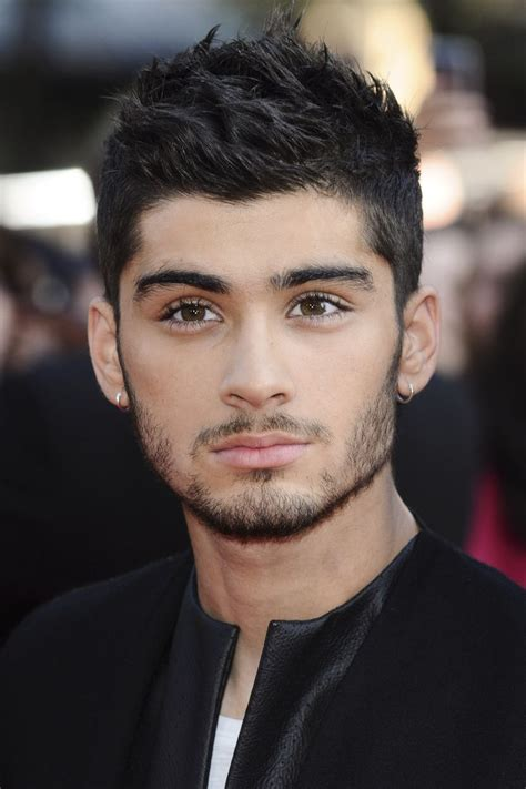 hollywood stars zayn malik new beautiful hairstyle 2013 stubble styles digital beard trimmers