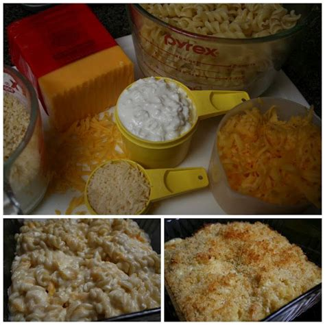 Baked Mac N Cheese With Cottage Cheese by Macaroni And Cheese Mac Cheese Cheddar And Macaroni And