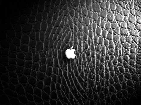 wallpaper apple leather hd leather apple backgrounds pixelstalk net