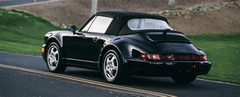 Porsche Kosten by Was Kostet Ein Porsche 911 Cabriolet 964 993 996 Die