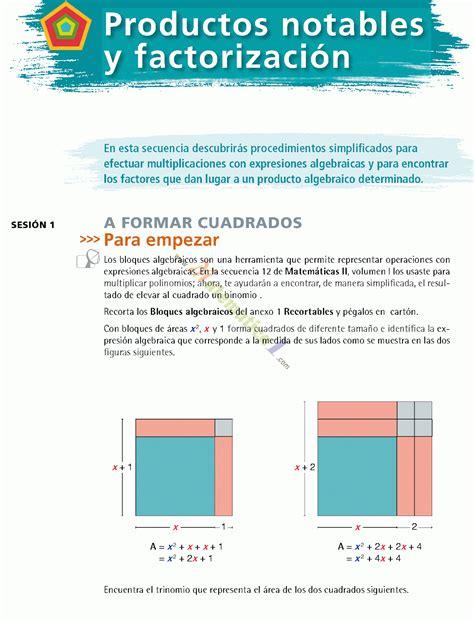 libro de matematicas 2015 y 2016 pag 125 con respuestas paco el chato libro de segundo de secundaria de matematicas 2015 2016