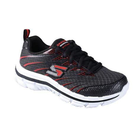 Sepatu Lu Anak Skechers jual skechers ske95340lbkr boys nitrate sepatu anak laki laki harga kualitas terjamin