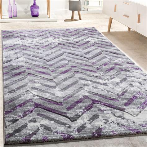 teppiche 240x340 designer rug contour cut scandinavian zig zag pattern grey