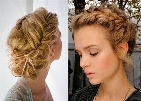 how to simple up do wedding 2013 pinterest how to style a low braided updo fashionisers