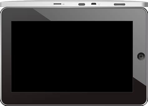 Tablet Apple Android free vector graphic tablet apple android os free image on pixabay 153155