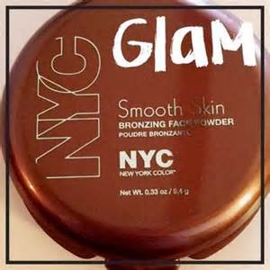 Nyc Smooth Skin Bronzing Powder nyc smooth skin bronzing powder reviews find the