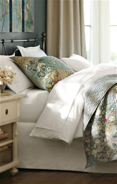 Neena Patchwork Quilt Sham - bed sets pottery barn bedding duvet covers quilts