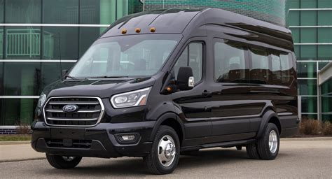 Ford Transit 2020 by 2020 Ford Transit Debuts With Two New Engines Optional