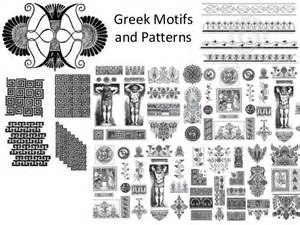 Greek Motif Greek Motifs And Patterns