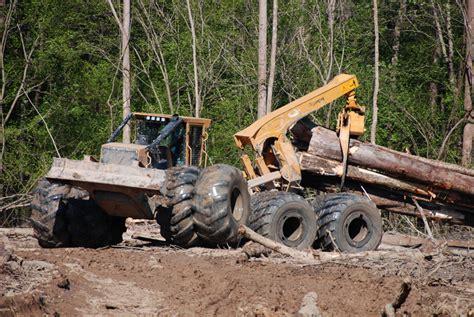 Skider Skiders Skidder Logging Sw Logging Logging Equipment