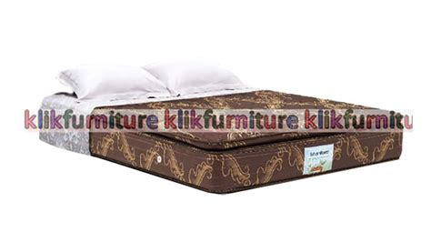 Kasur Stanford Pillow Top 100x200x30 Cm Musterring Bed stanford musterring america style springbed toko furniture yenz