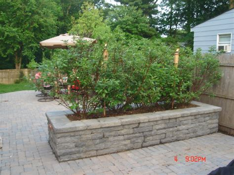 Patio Flower Boxes by Planter Boxes And Beds Traditional Patio Dc Metro